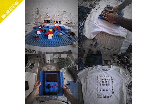 Camisetas serigrafia casera