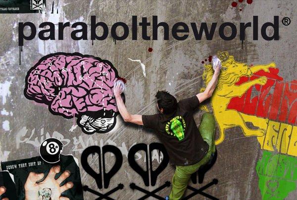 Camisetas Paraboltheworld