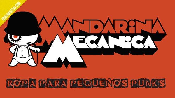 Mandarina mecánica