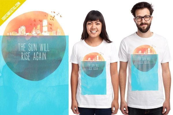 Camiseta para filipinas
