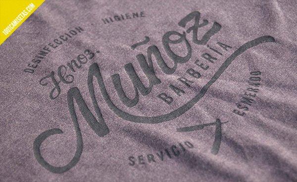 Camisetas serigrafia el calotipo