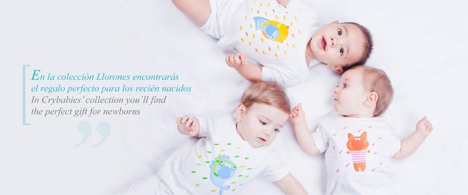 Camisetas bebes