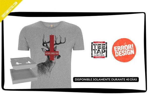 Camiseta error! design
