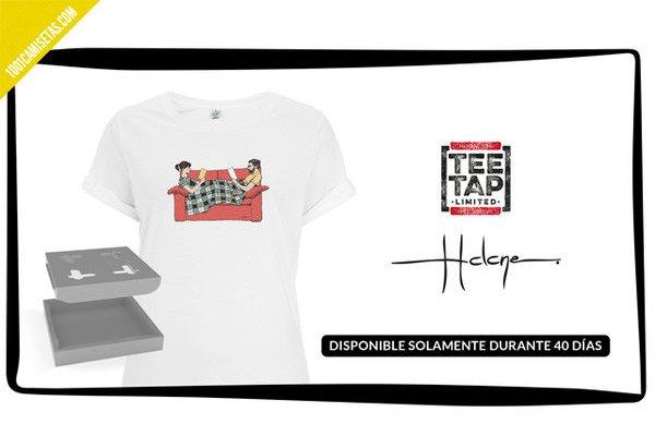 Camiseta Helena Toraño