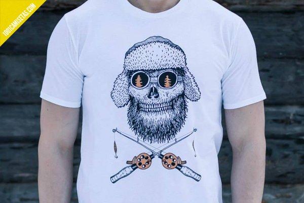 Camiseta calavera kaira