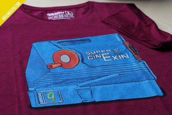 Camiseta super cinexin