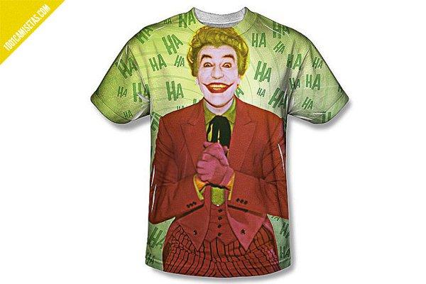 Camiseta cesar romero joker