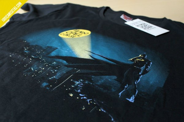 Camisetas batman