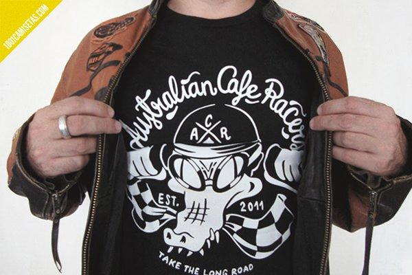 Camisetas serigrafia moto