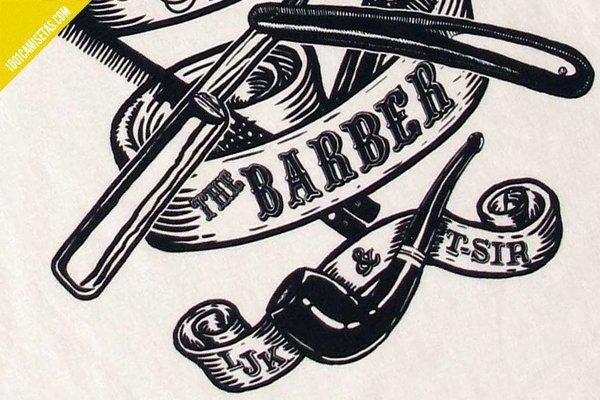 Camiseta barbero