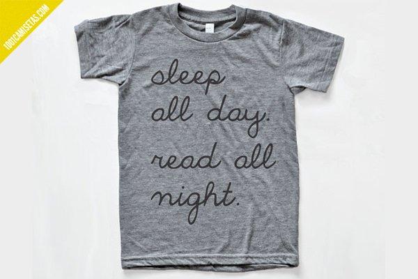 Camisetas lectores