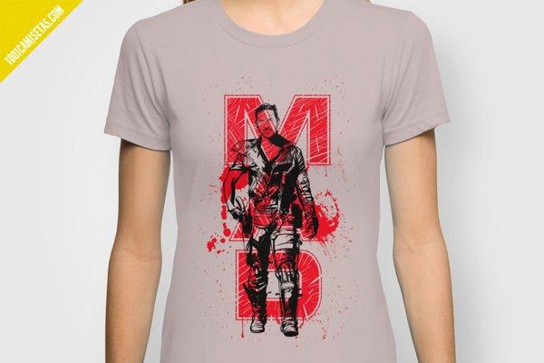 Camiseta mad max