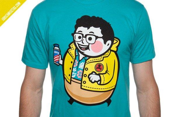 Camiseta Newman Jurassic Park