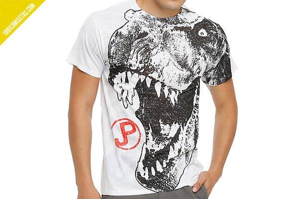 Camiseta Rex