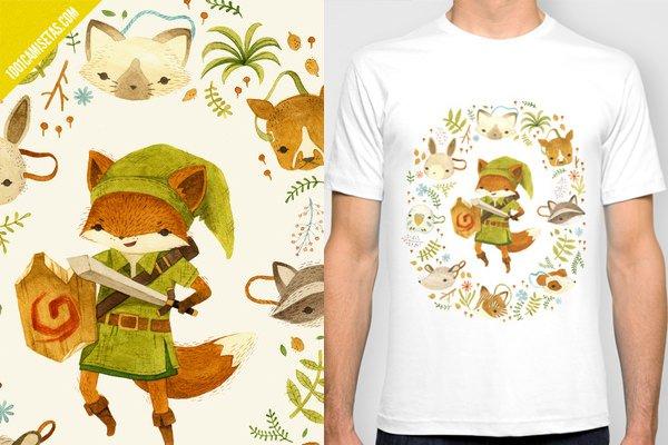 Zelda tshirt