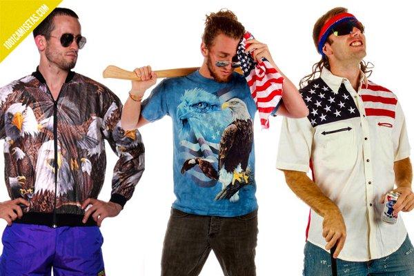 Camisas rednecks