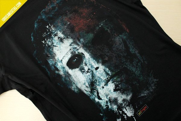 Camiseta michael myers