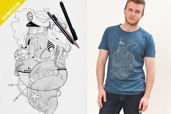 Proceso diseño camisetas