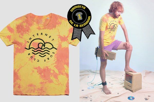Camiseta semana surf club