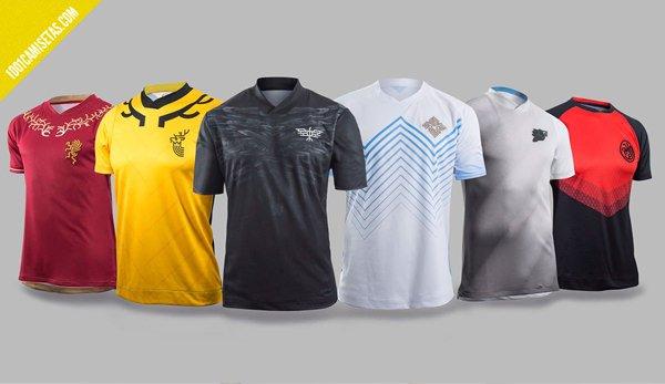 Camisetas futbol juego de tronos