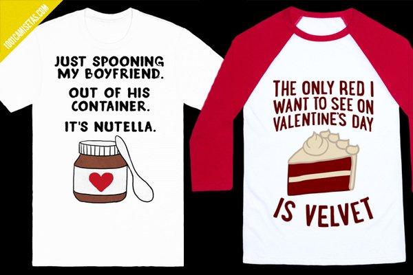 Camisetas para solteras