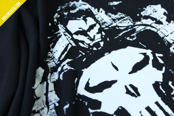 Camiseta señor miyagi the punisher