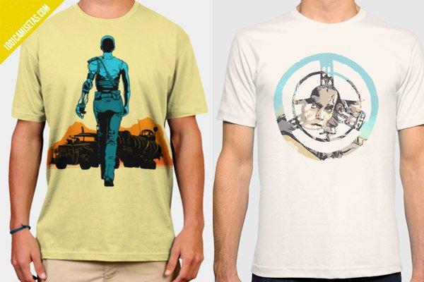 Camisetas imperator furiosa fury road