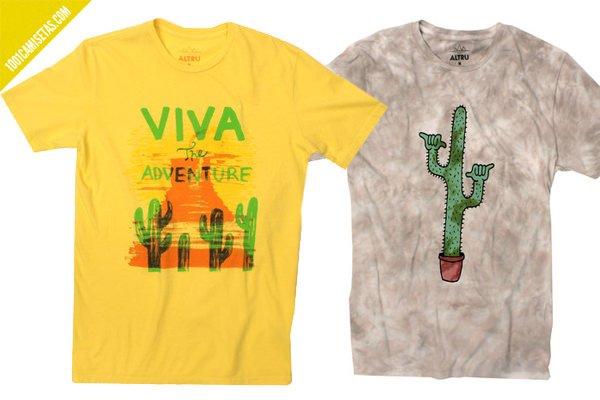 Camisetas altru apparel vintage