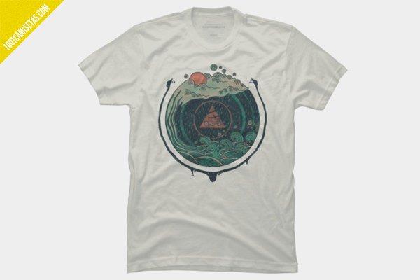 Camisetas naturaleza