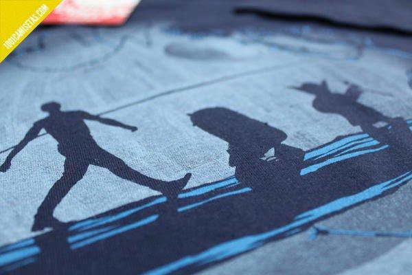 Camiseta hakuna matata star wars