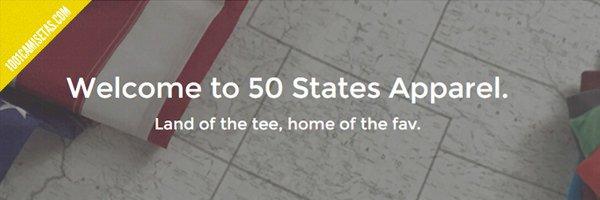 50 states apparel