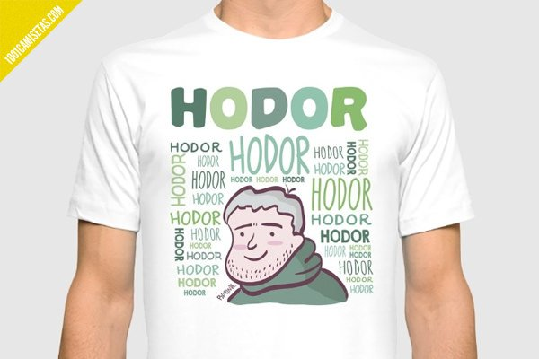 Camisetas hodor