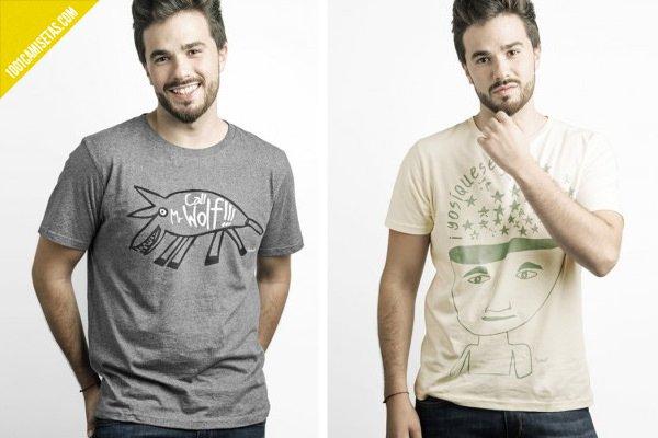 Camisetas yosiquese