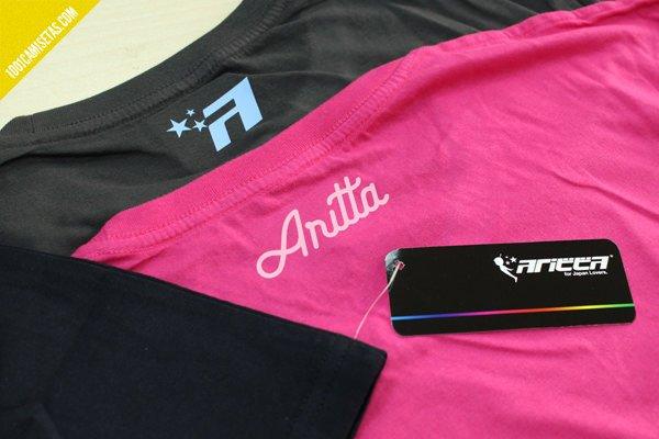 Camisetas aritta