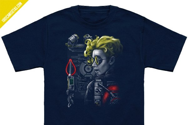 Camisetas cazafantasmas holtzmann