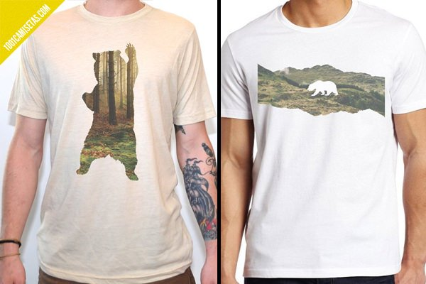 Camisetas ecologicas artisan tees