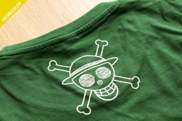 Camisetas one piece sr miyagi