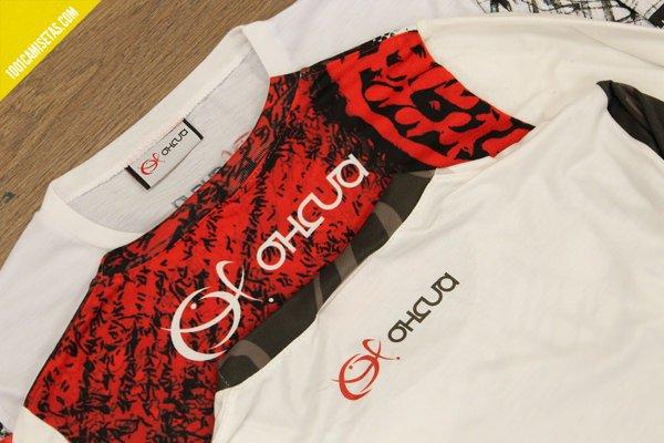 Camisetas ohcua