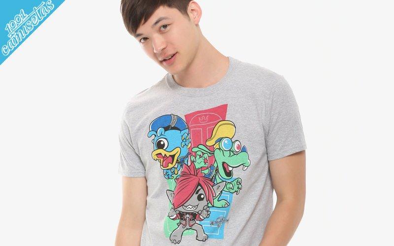 Camisetas Funko Pop Disney