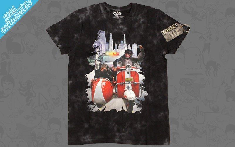 Camisetas fantasía