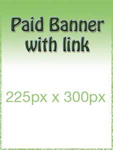 Paid Banner with Link
