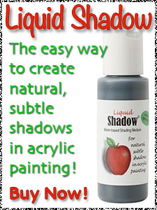 Liquid Shadow Medium by Kerry Trout