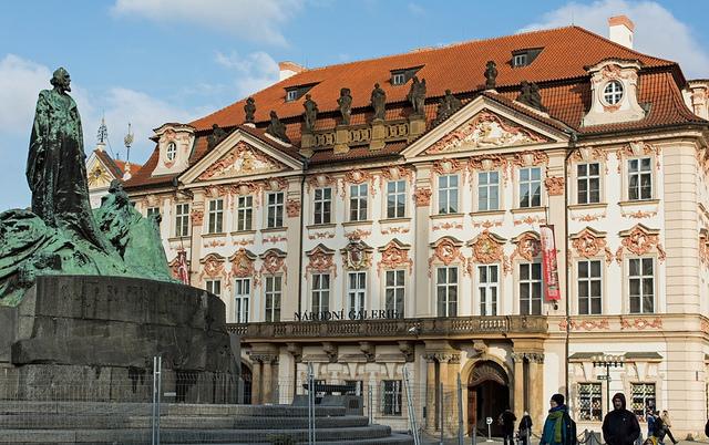 Національна галерея Праги