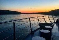 Entschleunigung entlang der schönen blauen Donau
