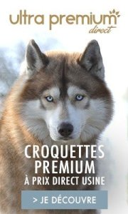 Ultra Premium Direct, croquettes premium françaises direct usine