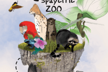 Affiche Spaycific'Zoo