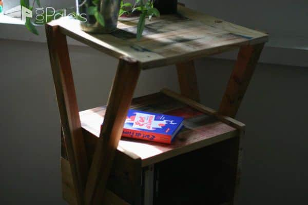 Etsy Product Of The Week: Design Pallet Side Table • 1001