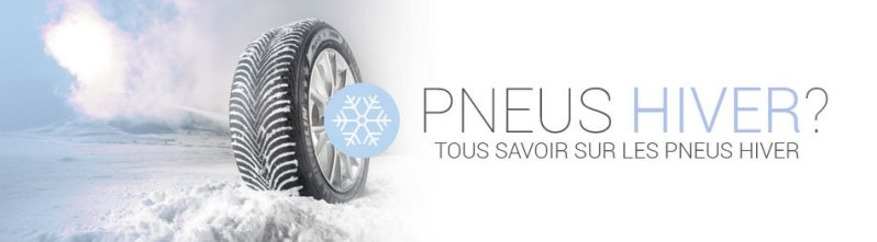 definition pneu hiver