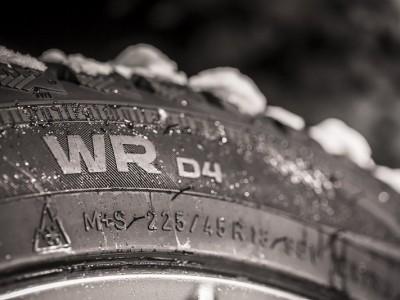 Nokian WR D4 pneu hiver