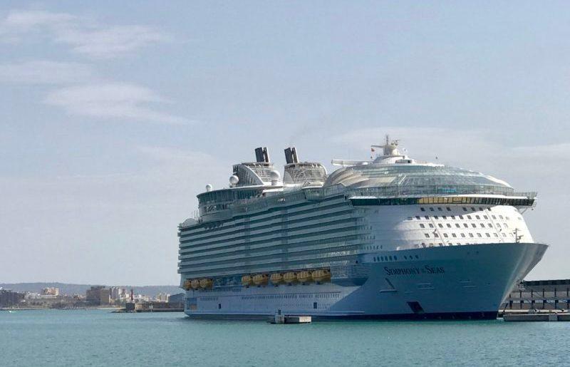 Symphony of the Seas -> was es bedeutet mit dem grössten Kreuzfahrtschiff der Welt unterwegs zu sein